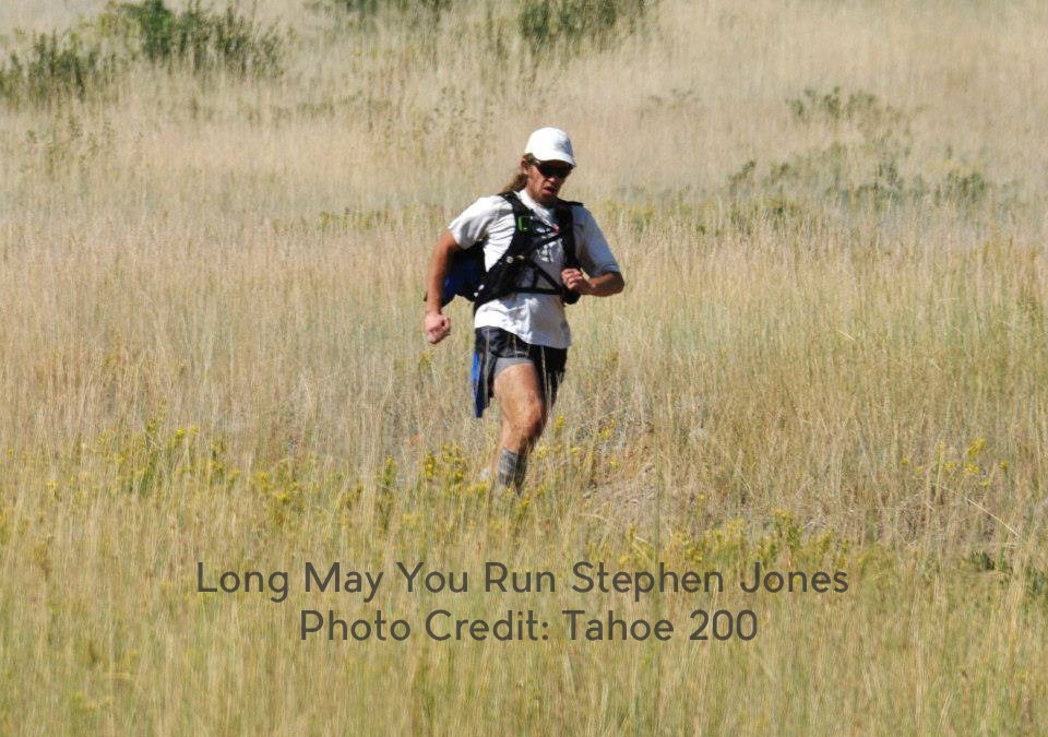 Episode #14- Wasatch 100, Western States and a loss to the community