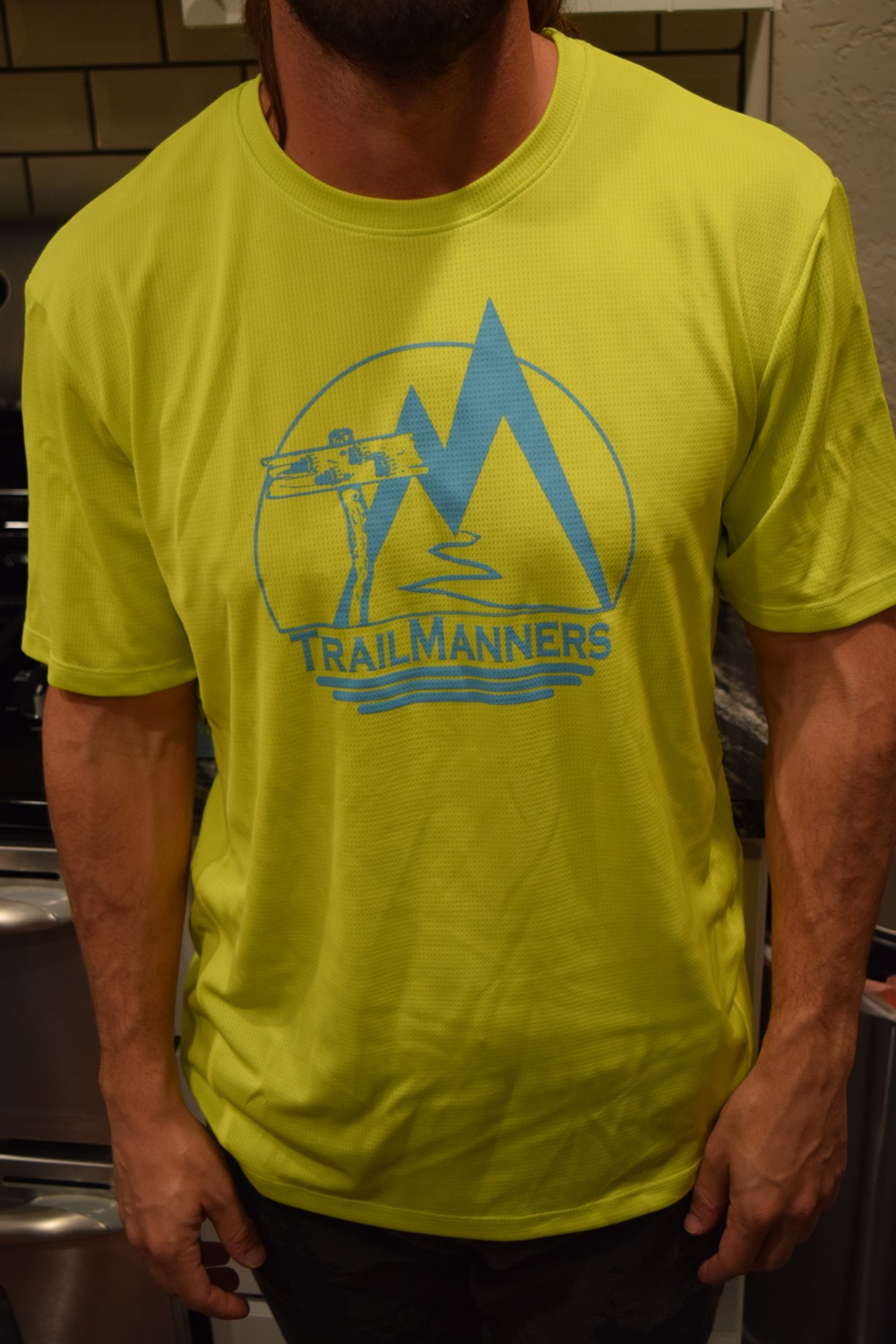 caa12a54 ASICS Short Sleeve Tech T-Shirt - TrailManners