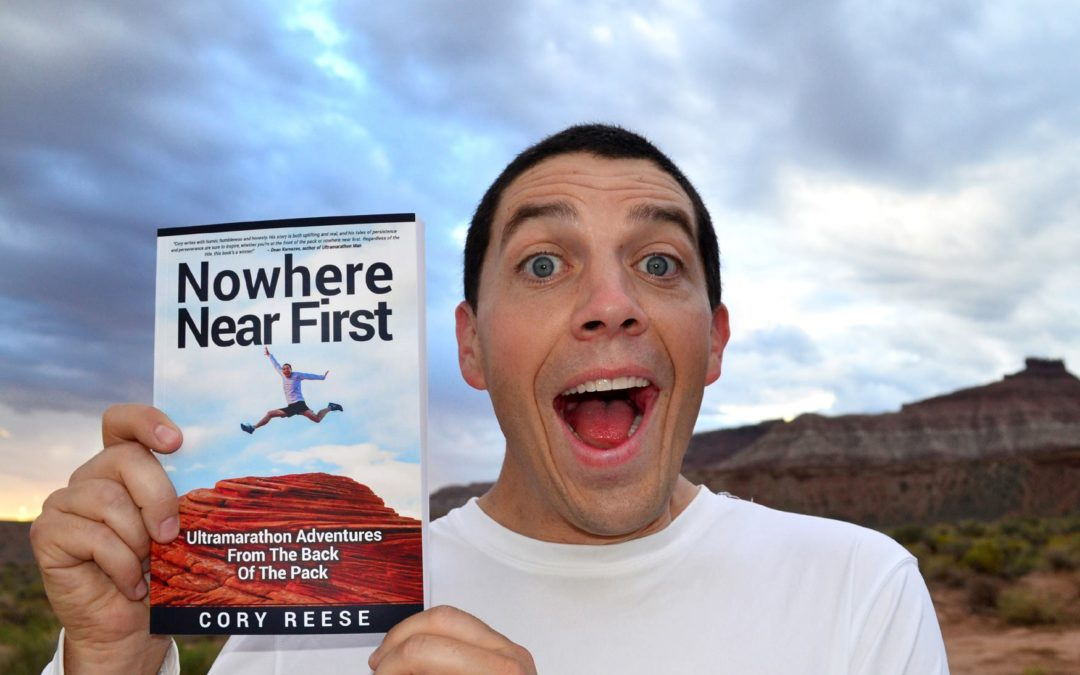Episode #50- Cory Reese: Author, Runner, Global Icon and a Contest