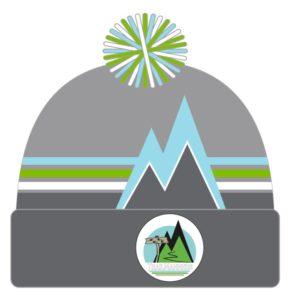 TrailManners pom-pom beanie edition 1.
