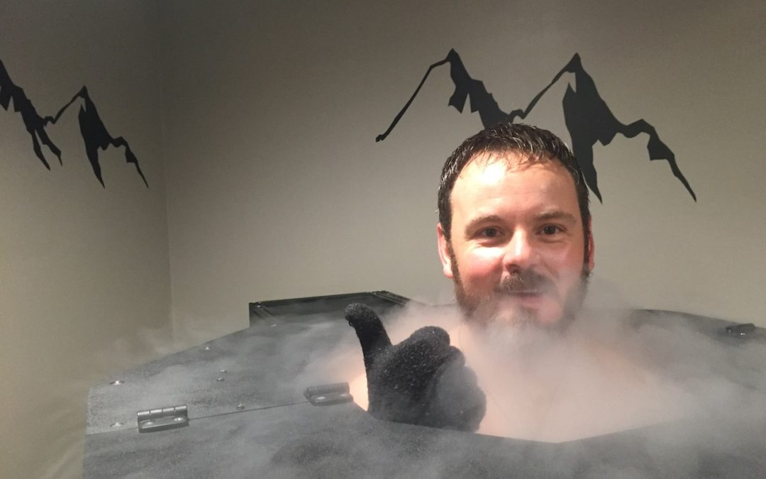 Episode #59- Stone Cold Cryotherapy