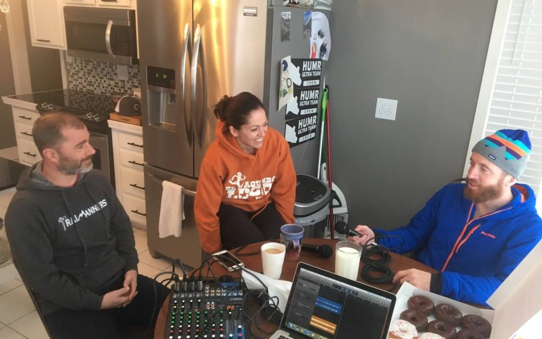 Episode #69- Ty Draney & Debbie Farka: DNF and Donut Eating Contest
