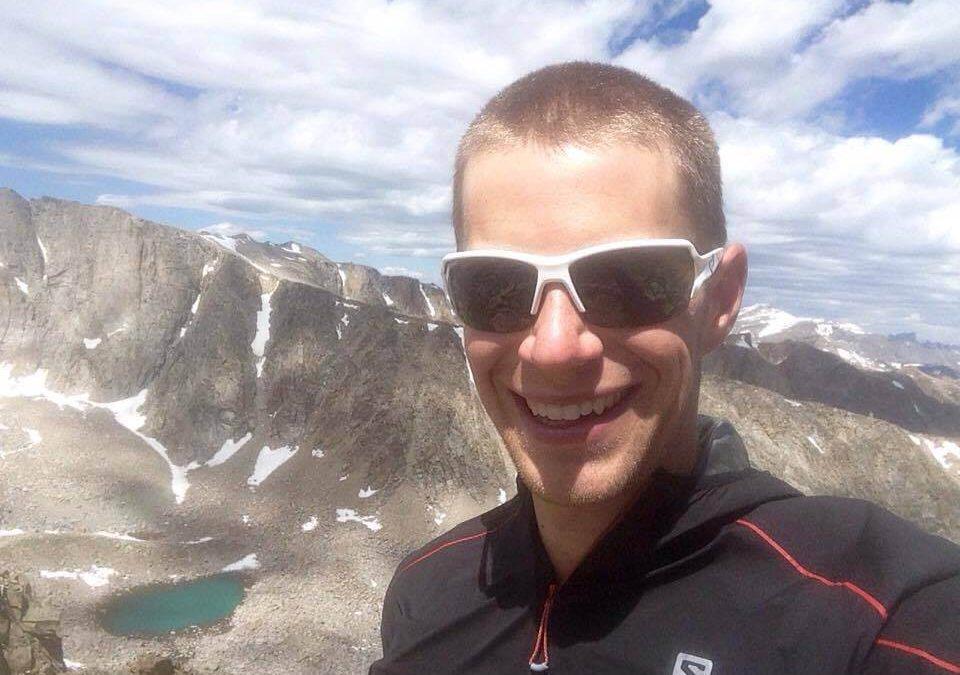 Episode #72: Gabe Joyes- Inventor of Trail Running