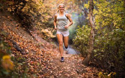 Episode #74: Kenzie Barlow- Accidentally finding Trail Running