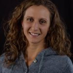 Krissy Moehl headshot for her ultra running book.