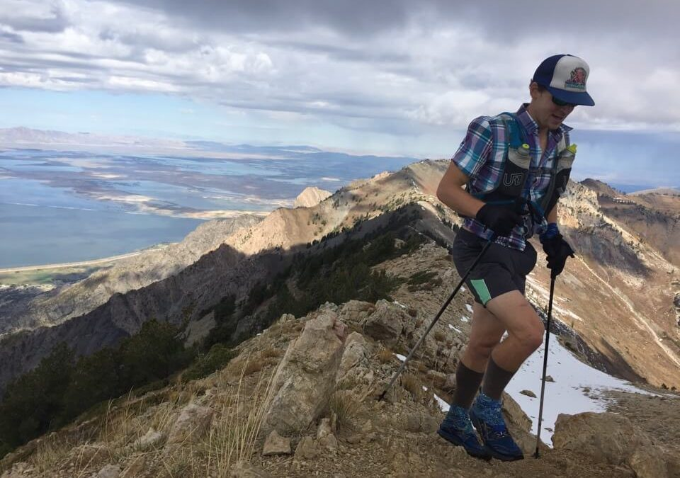 Episode #84- Logan Ledford: Fried Chicken To Clean Trail Advocate