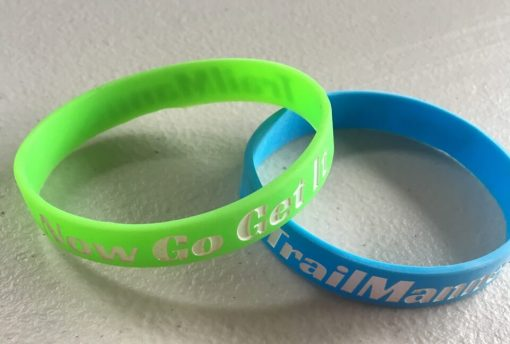 TrailManners Silicone Bracelet