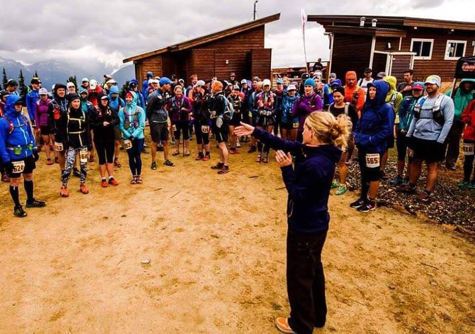 Episode #93- Amy Puzey: 5 Peaks Adventures and so much more