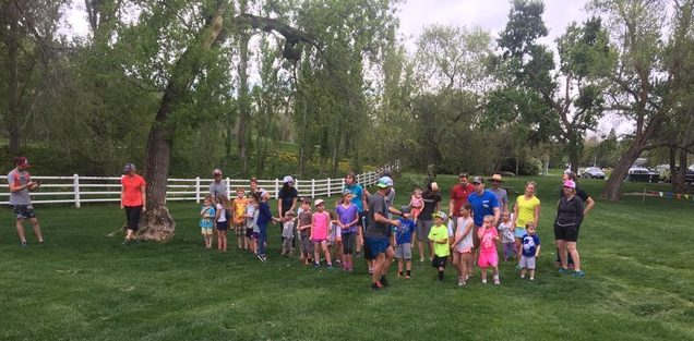 Ogden Trail Running Festival Kids K