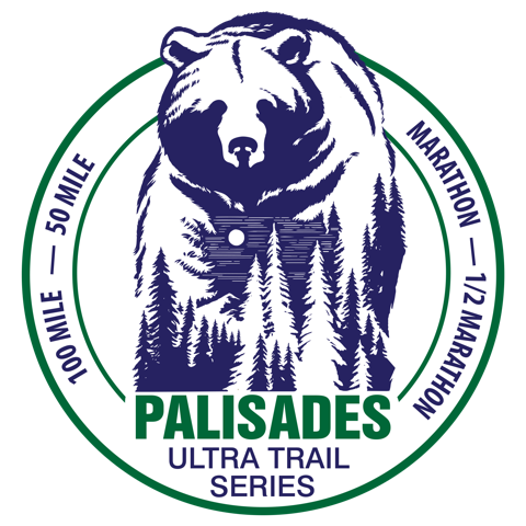Palisades Ultra Trail Series logo