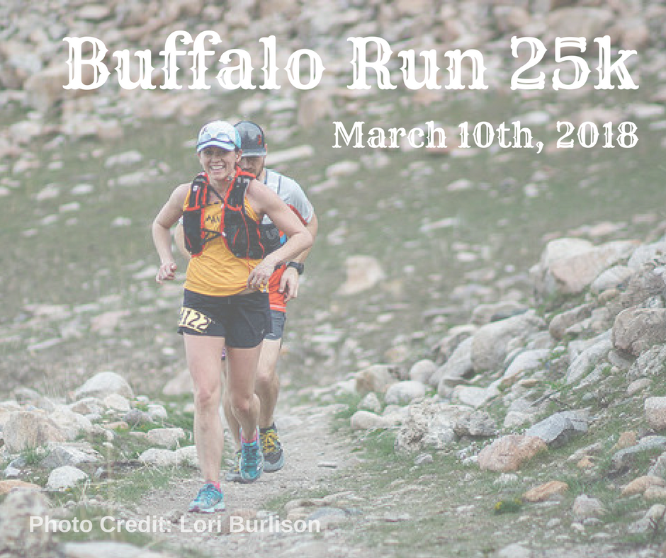 Buffalo Run 25k Add