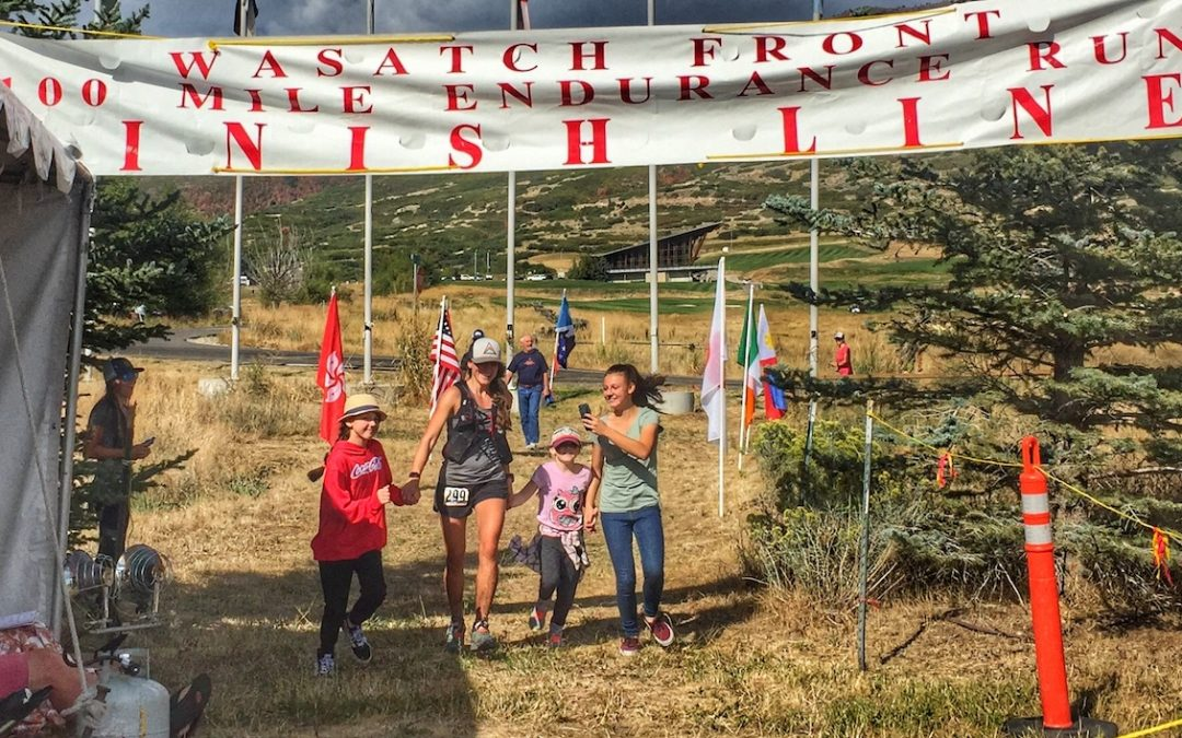 Episode #122- Erin Hill: Wasatch 100 2018