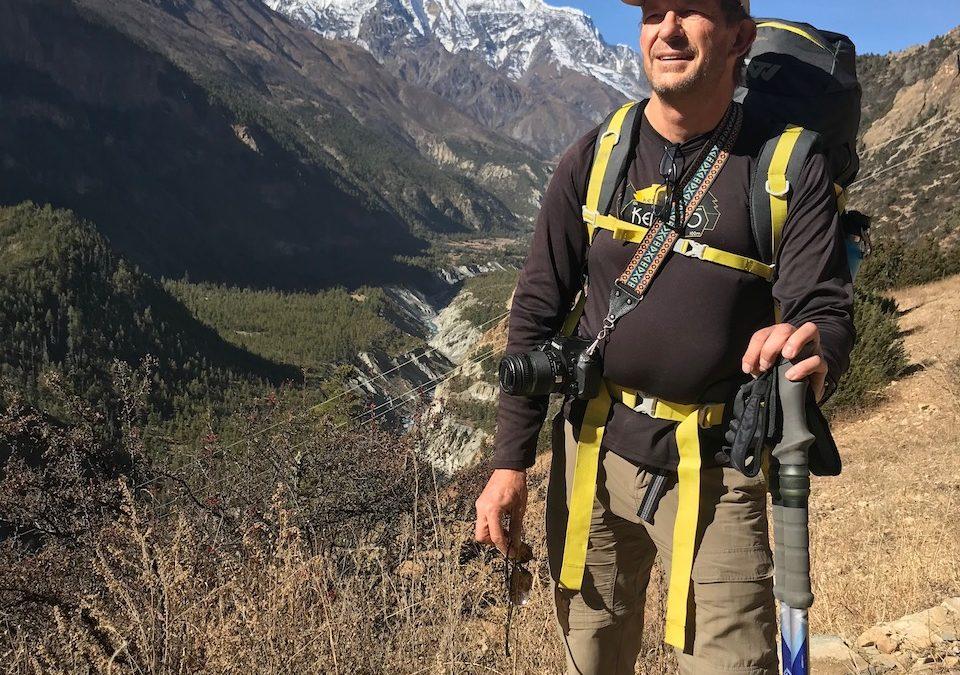 Episode #146- Jim Skaggs: Annapurna Trek- Nepal